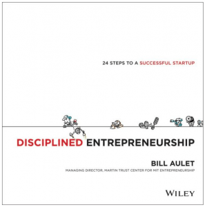 غلاف كتاب Disciplined Entrepreneurship